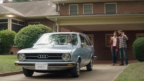 Audi An Avant Story