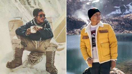 Bally Everest Campaign