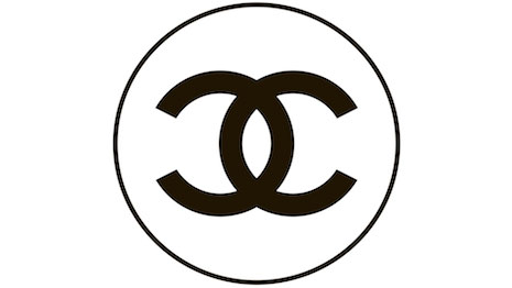Chanel's logo is one of the most recognizable worldwide, and a standard-bearer for clean design. Image credit: Chanel