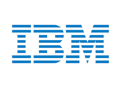 Paul Rand's logo for IBM is unmatched in the corporate world for its visual hammer. Image courtesy of IBM and PaulRand.design