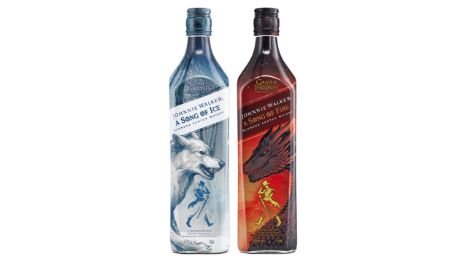 Johnnie Walker Game of Thrones