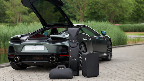 McLaren GT Luggage