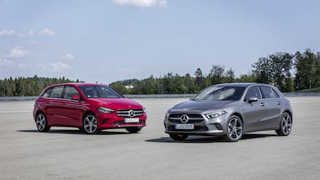 Mercedes-Benz hybrid