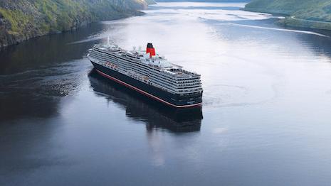Queen Victoria Cunard