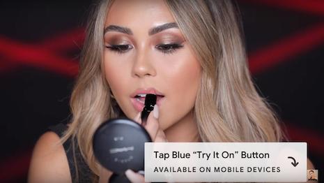 YouTube Beauty AR Try-On