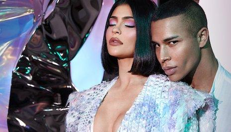 Balmain Kylie Cosmetics