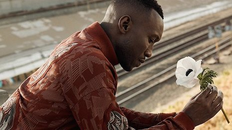 He loves me, he loves me not: Oscar-winning actor Mahershala Ali ponders the notion of masculinity in Zegna's latest installment of the #WhatMakesAMan campaign. Image credit: Zegna