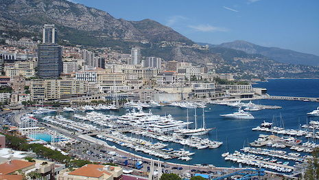 Monaco is the playground of the wealthy and the super-wealthy. Image credit: Wikipedia