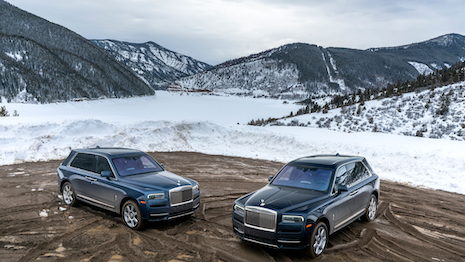 Rolls-Royce Motor Cars Denver