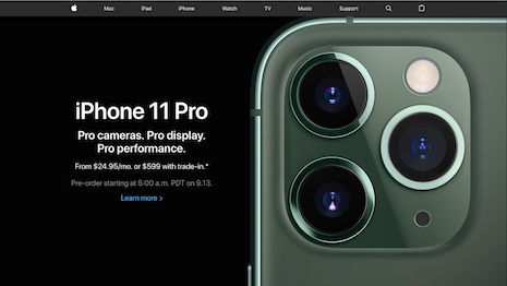 Apple is a pro at hope marketing. Image credit: Apple