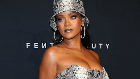 Musicians, who young consumers see as leaders in authenticity, are now launching lifestyle brands, such as Rihanna with Fenty and Pharrell Williams with his Billionaire Boys Club. Image credit: Fenty Beauty by Rihanna