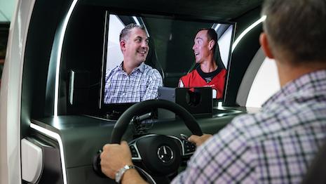 Mercedes Benz AR Matt Ryan