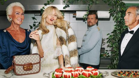Sienna Miller Gucci Cruise 2020