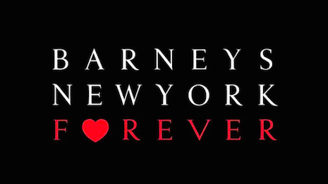 Will the love endure? Image credit: Barneys New York