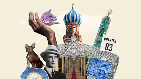 Cartier: From Russia with love. Image credit: Cartier