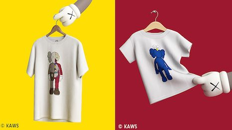 KAWS x Uniqlo: Considering the global success of luxury-mass collaborations, it is safe to say that this is just the tip of the iceberg for China. Image courtesy of Uniqlo