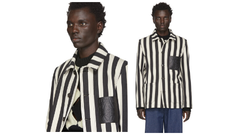 Loewe Holocaust Outfit
