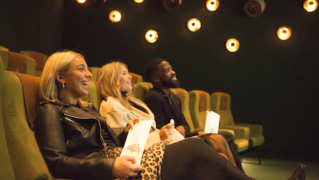 Cinema at Selfridges: Will it play well with customers? Image courtesy of Selfridges. Photo: Matt Writtle/Selfridges, copyright Matt Writtle 2019