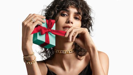 Tiffany would make a nice holiday gift for LVMH. Image credit: Tiffany & Co.