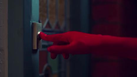 Get the door! Image credit: Valentino