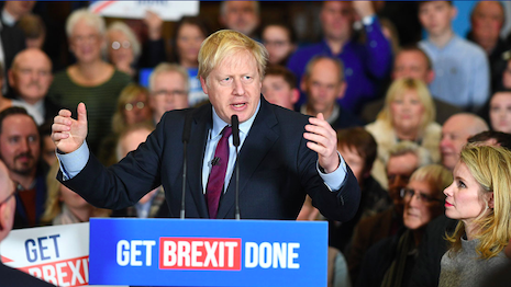 Boris Johnson's actions as U.K. prime minister will affect British businesses, Britons and Europeans over generations. Image credit: Conservative and Unionist Party