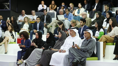 Attendees at Dubai Watch Week 2019's Horology Forum. Image credit: Dubai Watch Week