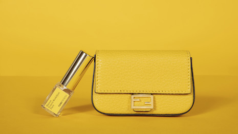 Fendi scented Nano Baguette. Image credit: Fendi