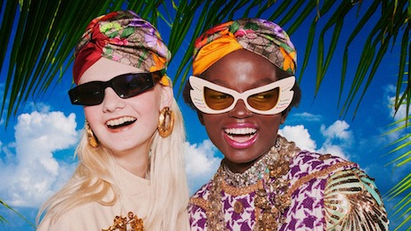 Gucci has succeeded in courting the increasingly important Gen Z and millennial audience. Image credit: Gucci