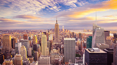 New York is the leading city worldwide for consumption of luxury goods and services