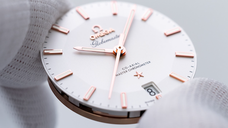 Omega is creative with its partnerships and retail channels, as the New York pop-up store with watch enthusiast site Hodinkee showed. Image credit: Omega