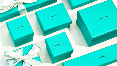 Tiffany is in the box for LVMH. Image credit: Tiffany & Co.