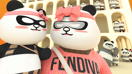 The Fendidi family reunites in this saga timed with the Chinese New Year. Image credit: Fendi