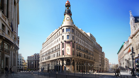 The Four Seasons Hotel Madrid is the brand's first property in the travel-friendly Spanish market. Image credit: Four Seasons Hotel and Resorts