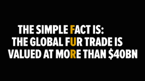 Fur is a big business worldwide, although under tremendous pressure from activists and PETA. Image credit: Fur Information Council of America