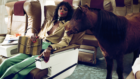 Gucci's spring summer 2020 campaign. Image courtesy of Gucci