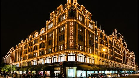 Like many luxury stores, Harrods has had an eye on the China market. But now it is putting down roots in the mainland for the first time. Image credit: Shutterstock