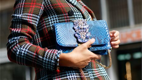 Luxury brands that make the shift down-market will be highly rewarded. Image credit: Shutterstock