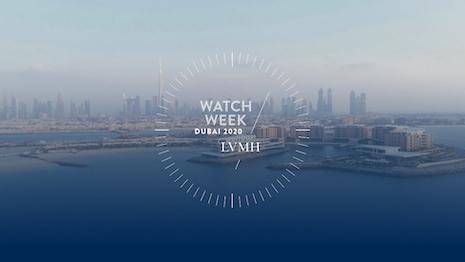 The LVMH Watch Week Jan. 13-15 in Dubai is the French group's first effort to promote its brands directly to the Middle Eastern market with its own event. Image credit: LVMH