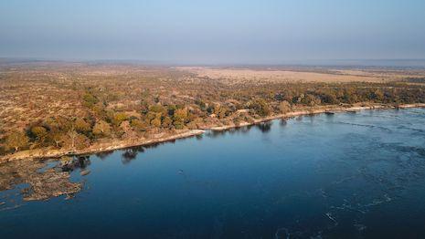 Mpala Jena overlooking the Zambezi river. Image courtesy of Roar Africa
