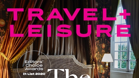 Travel + Leisure's rebrand to a modern look with better quality paper and larger trim size is effective with the March 2020 issue. Image courtesy of Meredith