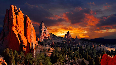 Colorado Springs, CO: This Colorado commuter city is going high-end. Image credit: Coldwell Banker
