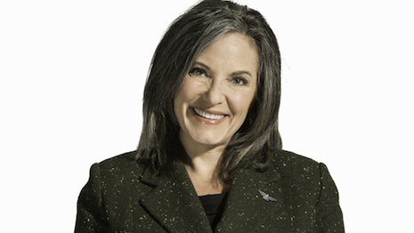 Gail Grimmett is newly named chief experience officer of private jet operator Wheels Up. Image credit: Delta Air Lines