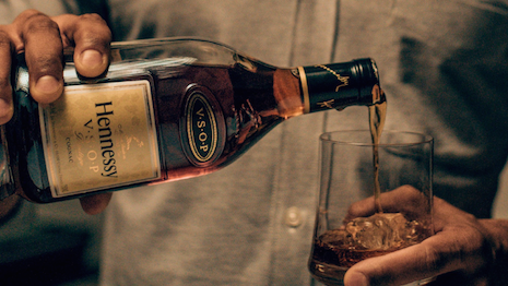 France's Hennessy, a LVMH brand, is one of the best-selling Cognacs worldwide. Image credit: Hennessy