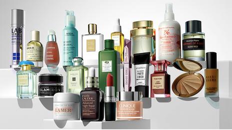 Estée Lauder Companies, which houses more than 25 premium beauty brands, warned investors on the global impact on travel retail due to the coronavirus. Image credit: Estée Lauder