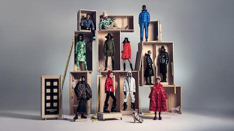 """The motto behind Moncler Genius is """"One house, different voices."""" Image credit: Moncler"""