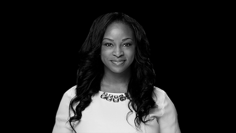 Morin Oluwole is global head of luxury at Facebook and Instagram
