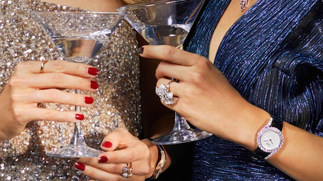 Much to celebrate for strides women have made: Piaget watches and jewels. Image credit: Piaget