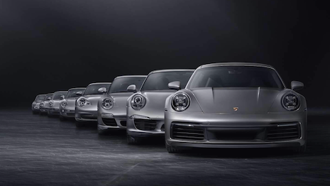 It lines up for Porsche. Image credit: Porsche