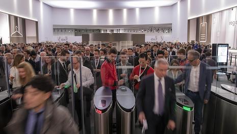 Crowds at SIHH 2019. Image credit: Watches & Wonders Geneva