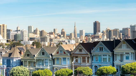 San Francisco is a creative hub adjacent to Silicon Valley and Napa Valley